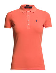 CLUB POLO SS - NEVIS CORAL