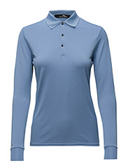 TOUR LS POLO - CABANA BLUE
