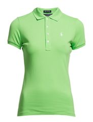 SS CLUB POLO - LIME WEDGE