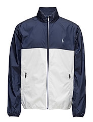 Packable Taffeta Anorak - FRENCH NAVY/PURE
