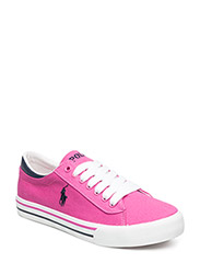HARRISON - REGATTA PINK CANVAS-NAVY
