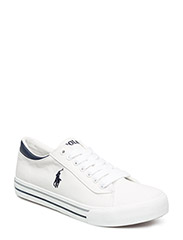 HARRISON - PAPER WHITE CANVAS-NAVY