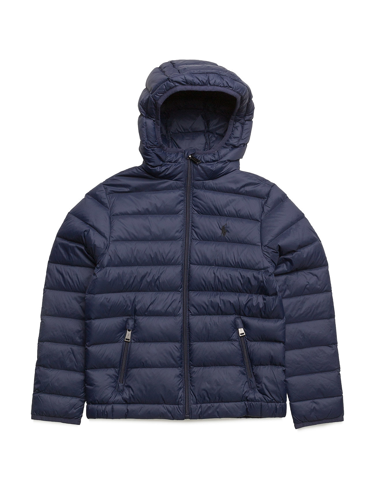 Packable Quilted Down Jacket (French Navy) (£77.40) - Ralph Lauren ... : quilted down jacket - Adamdwight.com