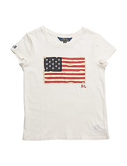 Washed Cotton Graphic Tee - NEVIS
