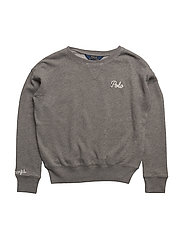 French Terry Sweatshirt - STADIUM GREY HEATHER