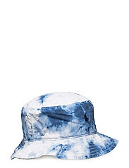 Reversible Chino Bucket Hat - NEWPORT NAVY