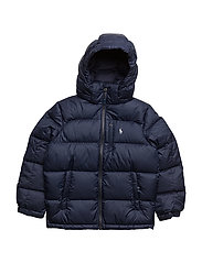 Ripstop Down Jacket - FRENCH NAVY