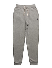 Cotton-Blend-Fleece Jogger - DARK SPORT HEATHER