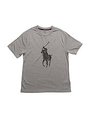 Performance Jersey T-Shirt - ANDOVER HEATHER