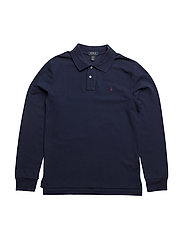 BASIC MESH-CUSTOM FIT-TP-KNT - NEWPORT NAVY
