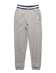 SPA TERRY-PO PANT-BT-PNT - LIGHT GREY HEATHE