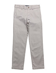 STRETCH CHINO-PREPPY PANT-BT-PNT - AVENUE GREY