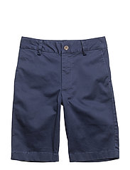 STRETCH CHINO-PREPPY SHORT-BT-SHO - NEWPORT NAVY