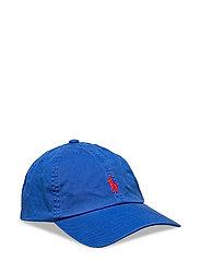 Cotton Chino Baseball Cap - NEW IRIS