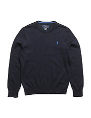 PIMA COTTON-LS CN-TP-SWT - HUNTER NAVY