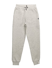 DOUBLE KNIT TECH-PO PANT-BT-PNT - LT SPORT HEATHER