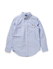 LS CF SHIRT - BSR BLUE