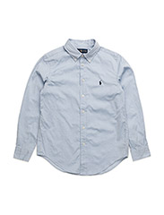 CUSTOM FIT BLAKE SHIRT - BSR BLUE