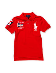 SSL BIG PP POLO BIG PP - RL2000 RED