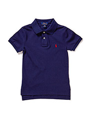 SS CLASSIC POLO - FRENCH NAVY