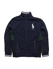 Wimbledon Ball Boy Jacket - FRENCH NAVY MUL