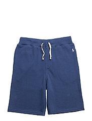 Cotton Atlantic Terry Short - SPORTING BLUE