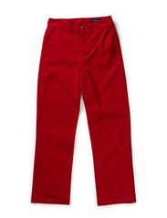 PROSPECT PANT - CAMDEN RED