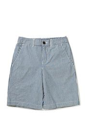 PREPPY SHORT - BLUE