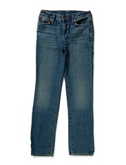 EU SKINNY FIT JEAN - GREENPORT WASH