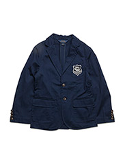 Cotton Chino Sport Coat - SPRING NAVY