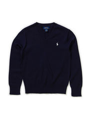LSL  VNECK PO  PP - HUNTER NAVY