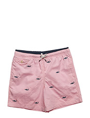 Traveler Cotton-Blend Trunk - BSR PINK
