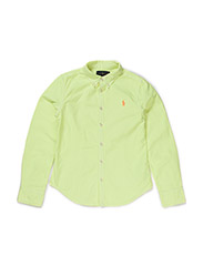 LS GARMENT DYE PP - SAFETY YELLOW