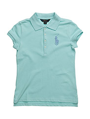 SSL POLO BIG PP - NEW AQUA