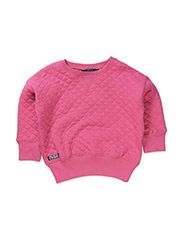 LS FLEECE PO LOGO - ACTIVE PINK