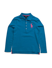 LSL BIG PP POLO BIG PP - CIRRUS BLUE