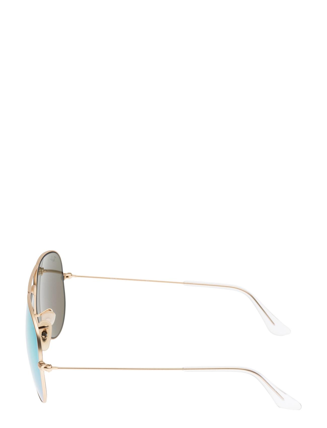 Aviator Large Metal Ray-Ban Solbriller til Herrer i