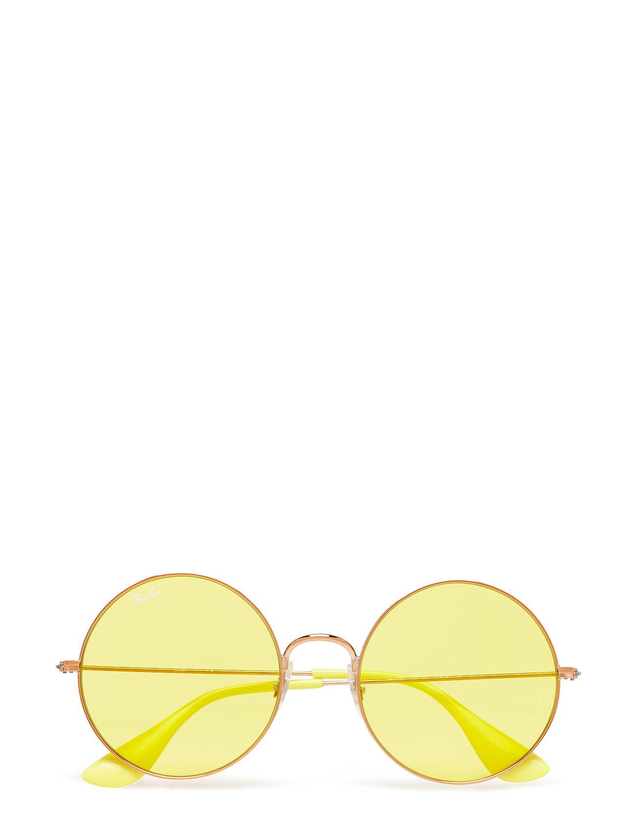 Round Frame Ray-Ban Solglasögon