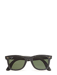 WAYFARER - JEANS BLACK-GREEN