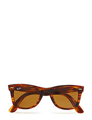 WAYFARER - LIGHT TORTOISE-CRYSTAL BROWN