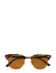 CLUBMASTER - SPOTTED BROWN HAVANA-BROWN