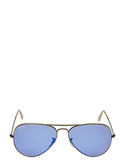 AVIATOR LARGE METAL - DEMIGLOS BRUSCHED BRONZE