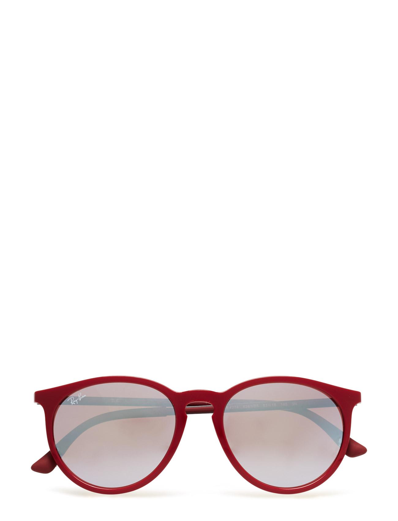 Round Frame Ray-Ban Solbriller til Damer i
