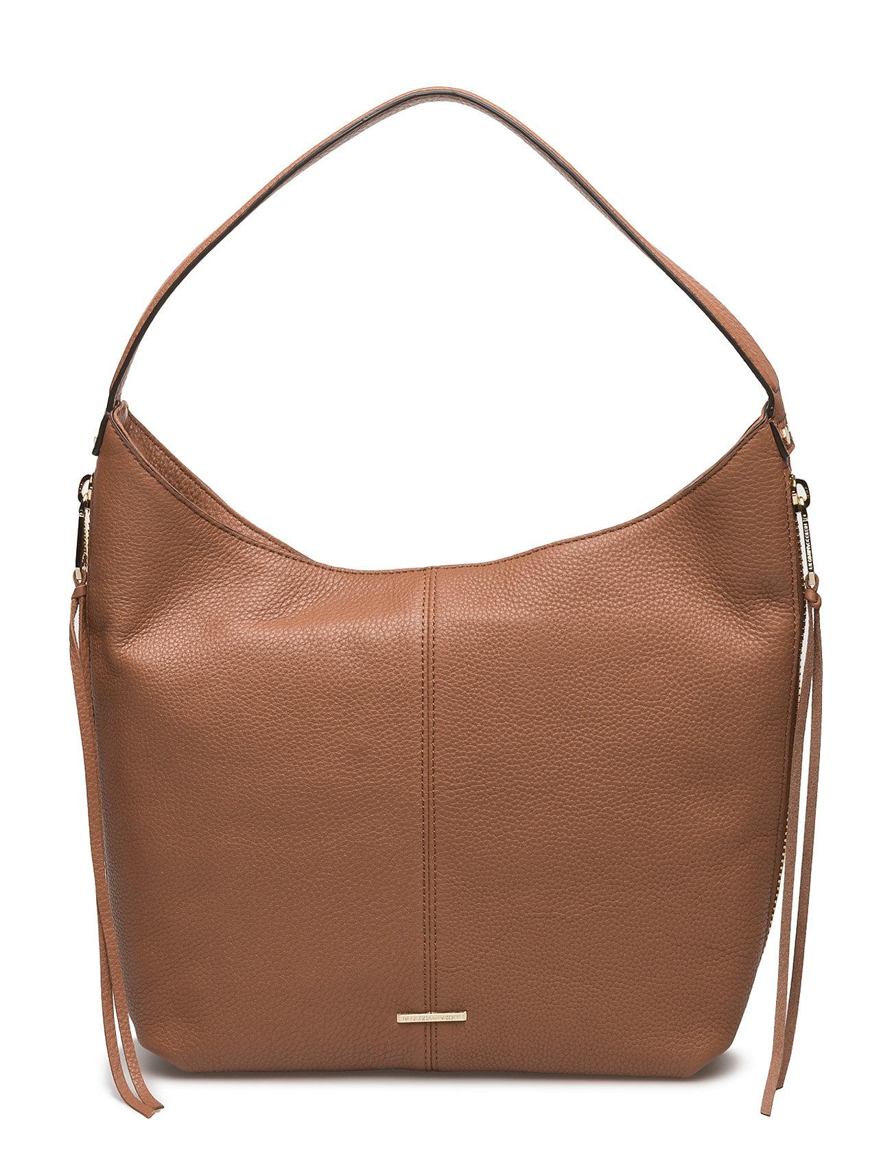 Medium Bryn Double Zip Hobo Rebecca Minkoff Shopper tasker til Damer i