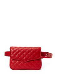 AFFAIR FANNY BAG - 618-CRIMSON