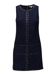 PLUTO DRESS - NAVY