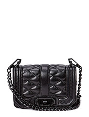 MINI LOVE CROSSBODY - BLACK