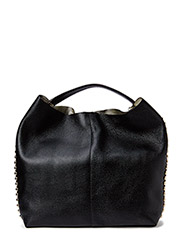 UNLINED HOBO - BLACK