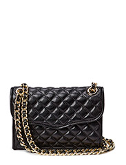 QUILTED MINI AFFAIR - BLACK