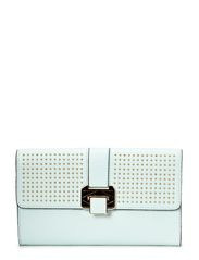 COCO CLUTCH W - 439- LIGHT TURQ